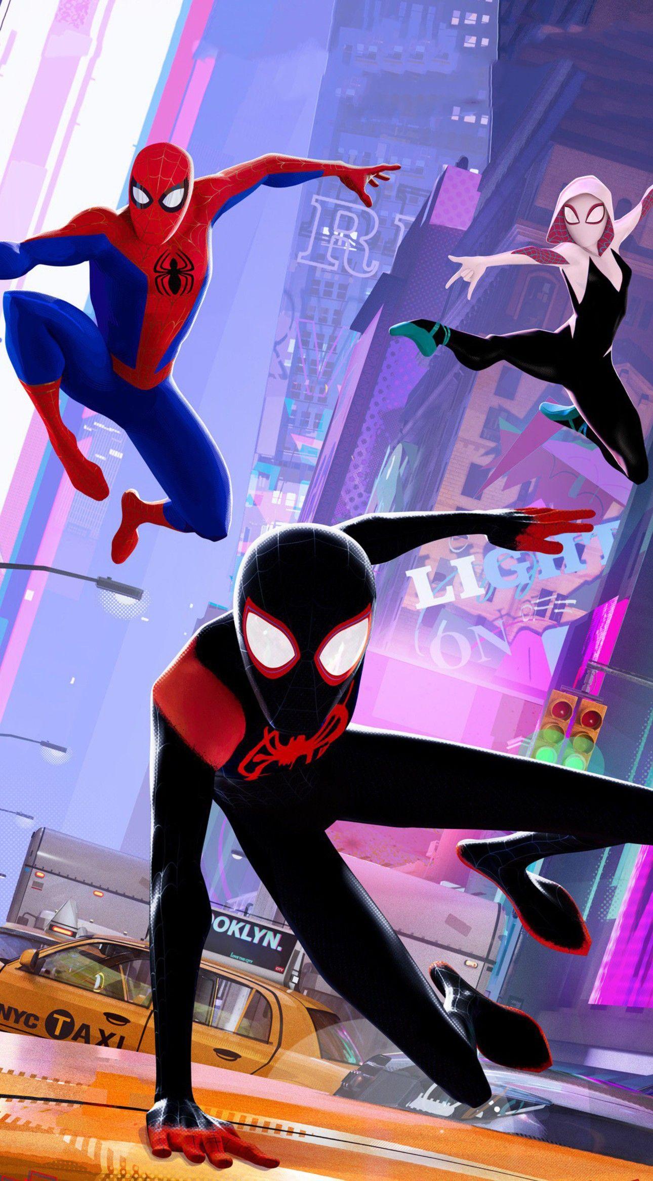 Miles morales the ultimate spider man superhero manga