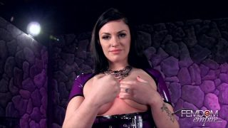 Femdom thumbs meninpain pictures