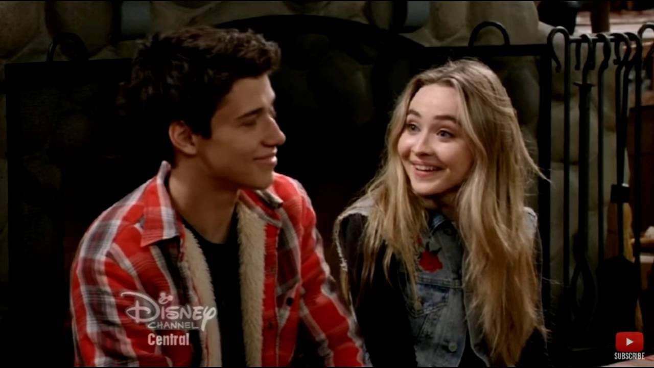 The feeny crew maya that was your first kiss and it was