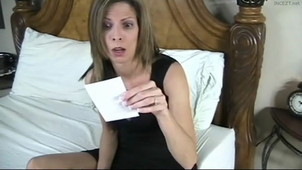 Blackmailed mom for sex