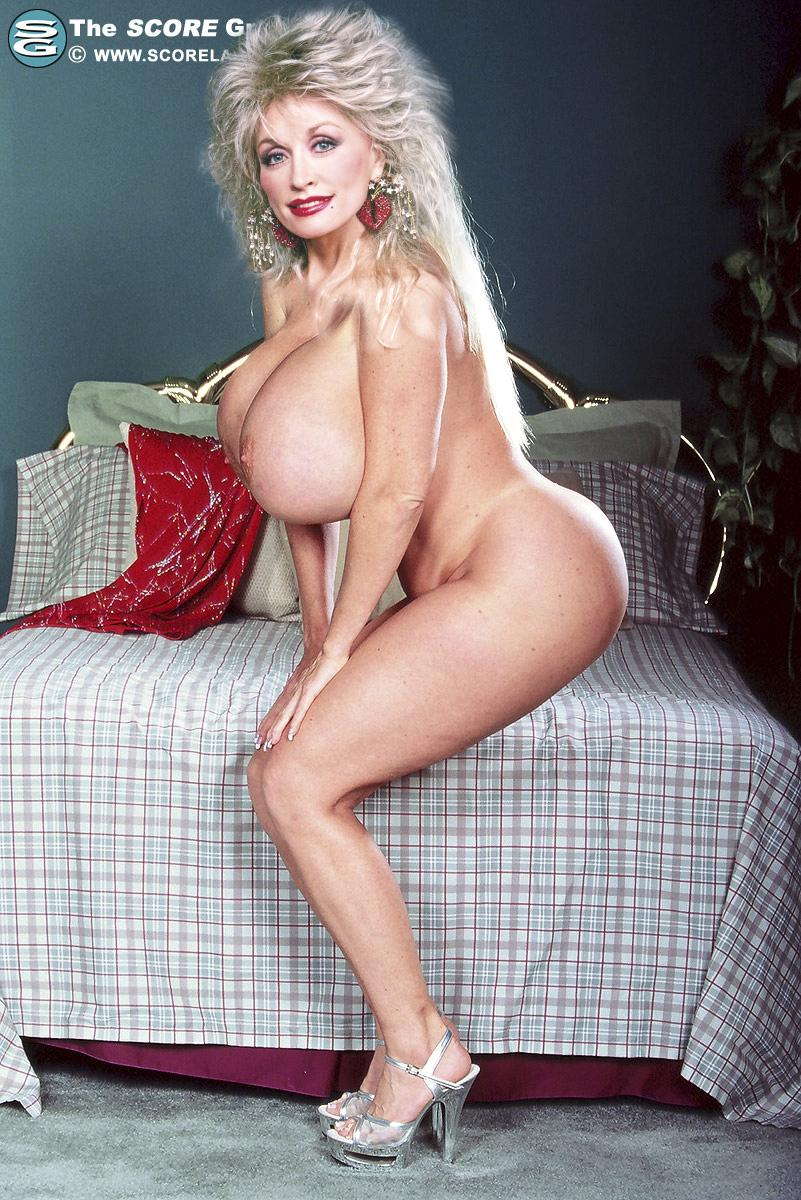 Nude photo of dolly parton