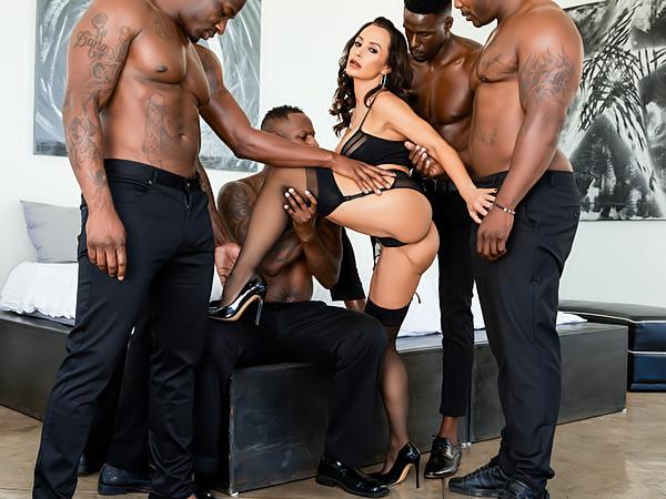 Cheating busty wife lisa ann interracial