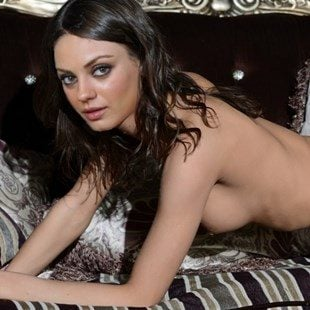 Hottest gifs of mila kunis playboy