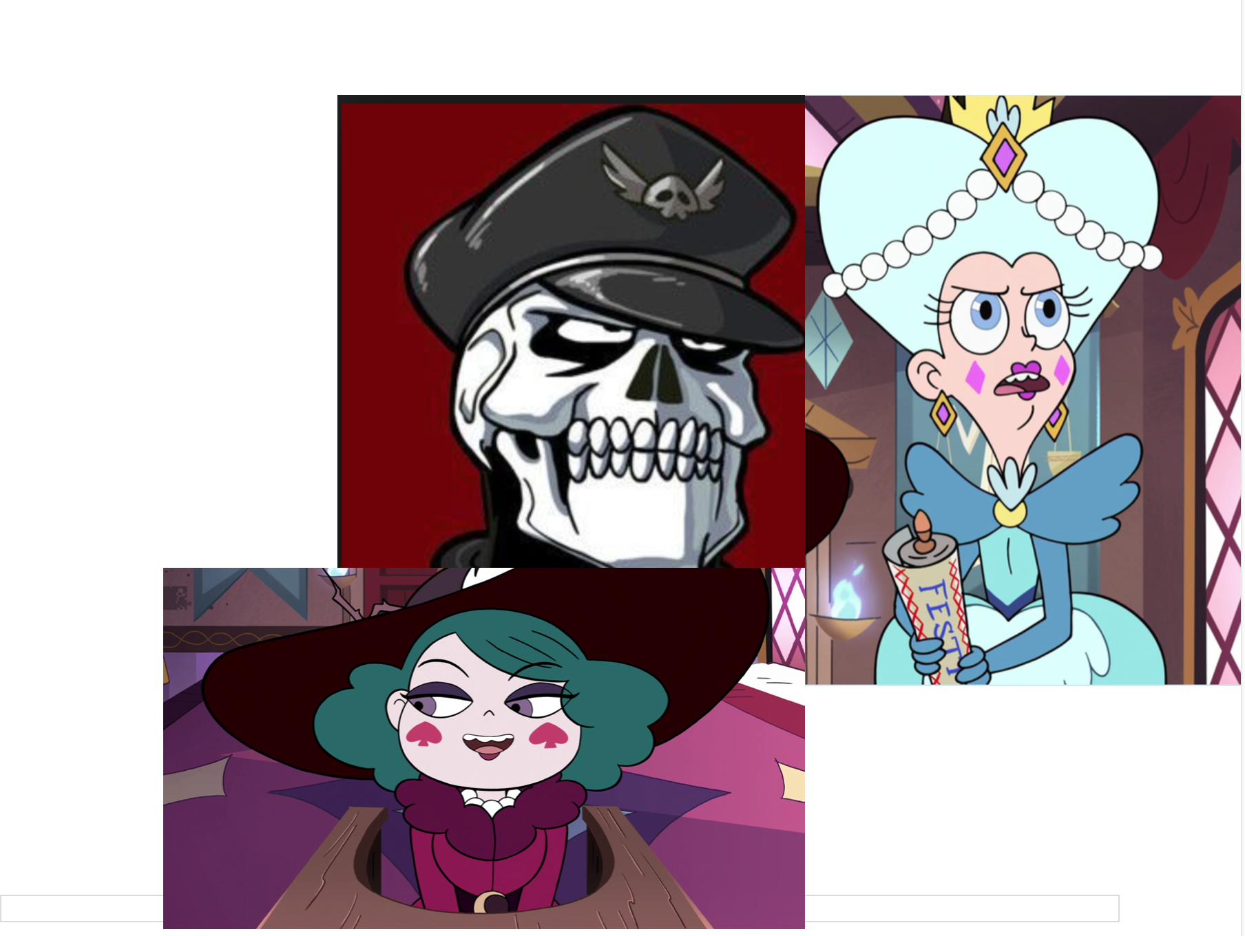 Shadman star vs the forces of evil