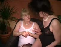 Wild hardcore lesbian girdle porn