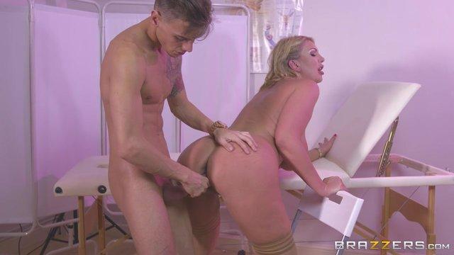 Best clover leigh darby big ass big cock big tits blonde