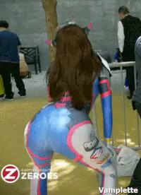 Sexy va overwatch twerk