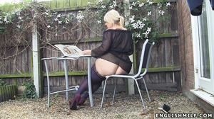 English milf official website of big ass british milf