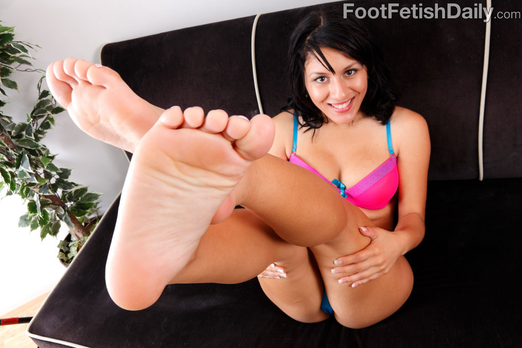 Anal feet porn and sexy foot worship