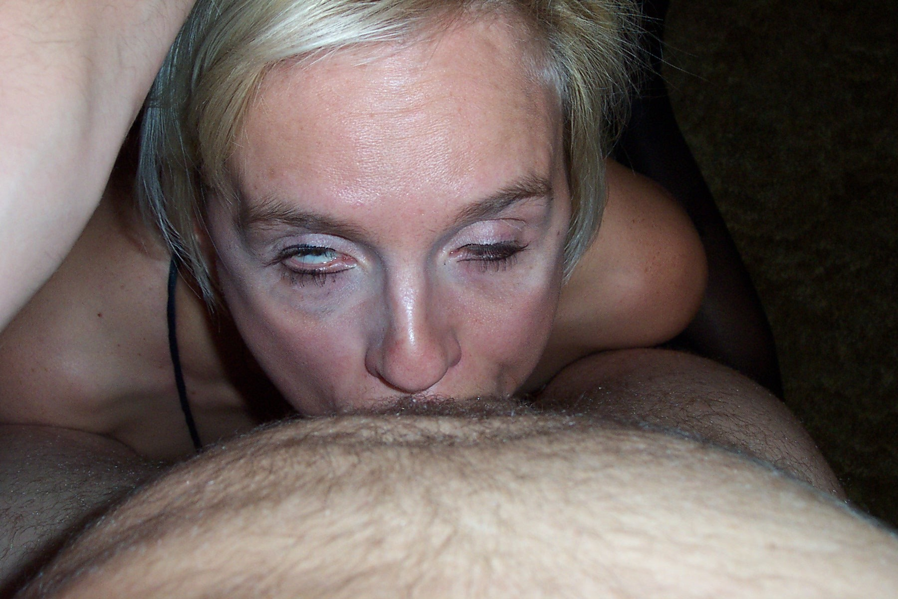 Mature amature deepthroat