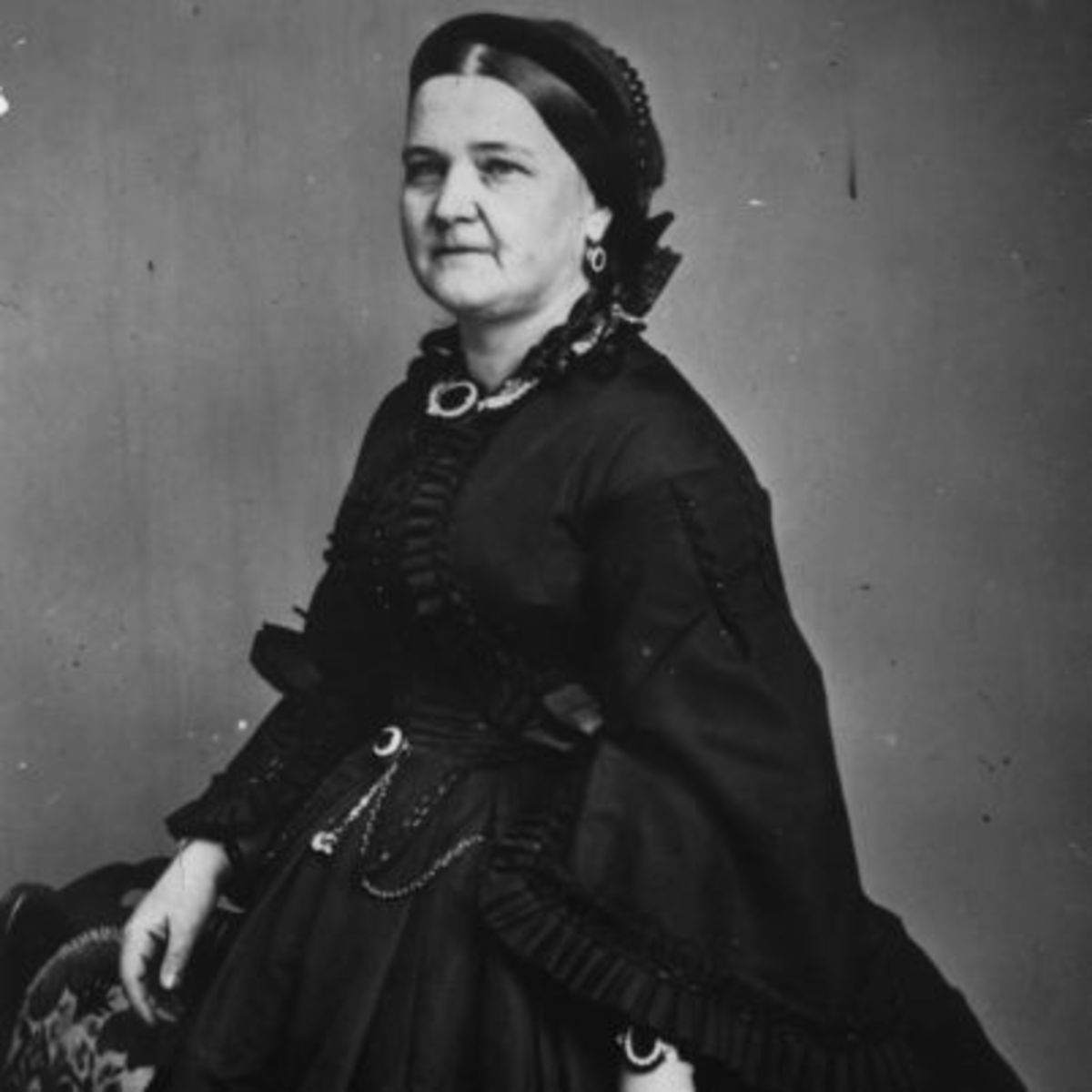 Mary todd lincoln u first lady biography
