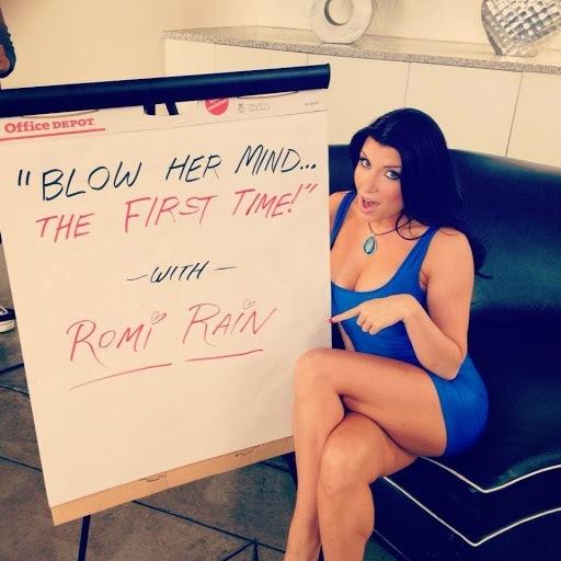 Romi rain i have a wife