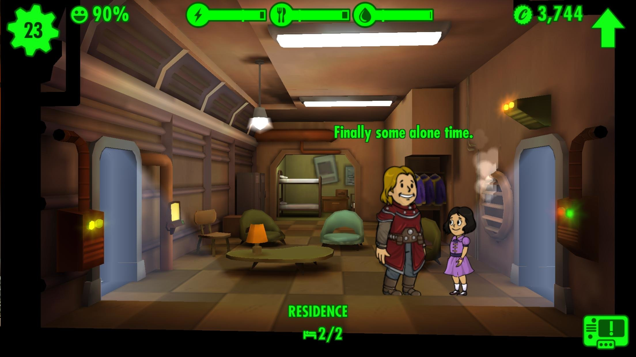 Fallout shelter rule34