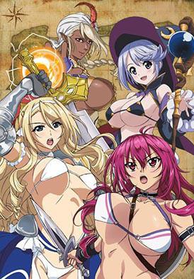 Bikini warriors cosplay