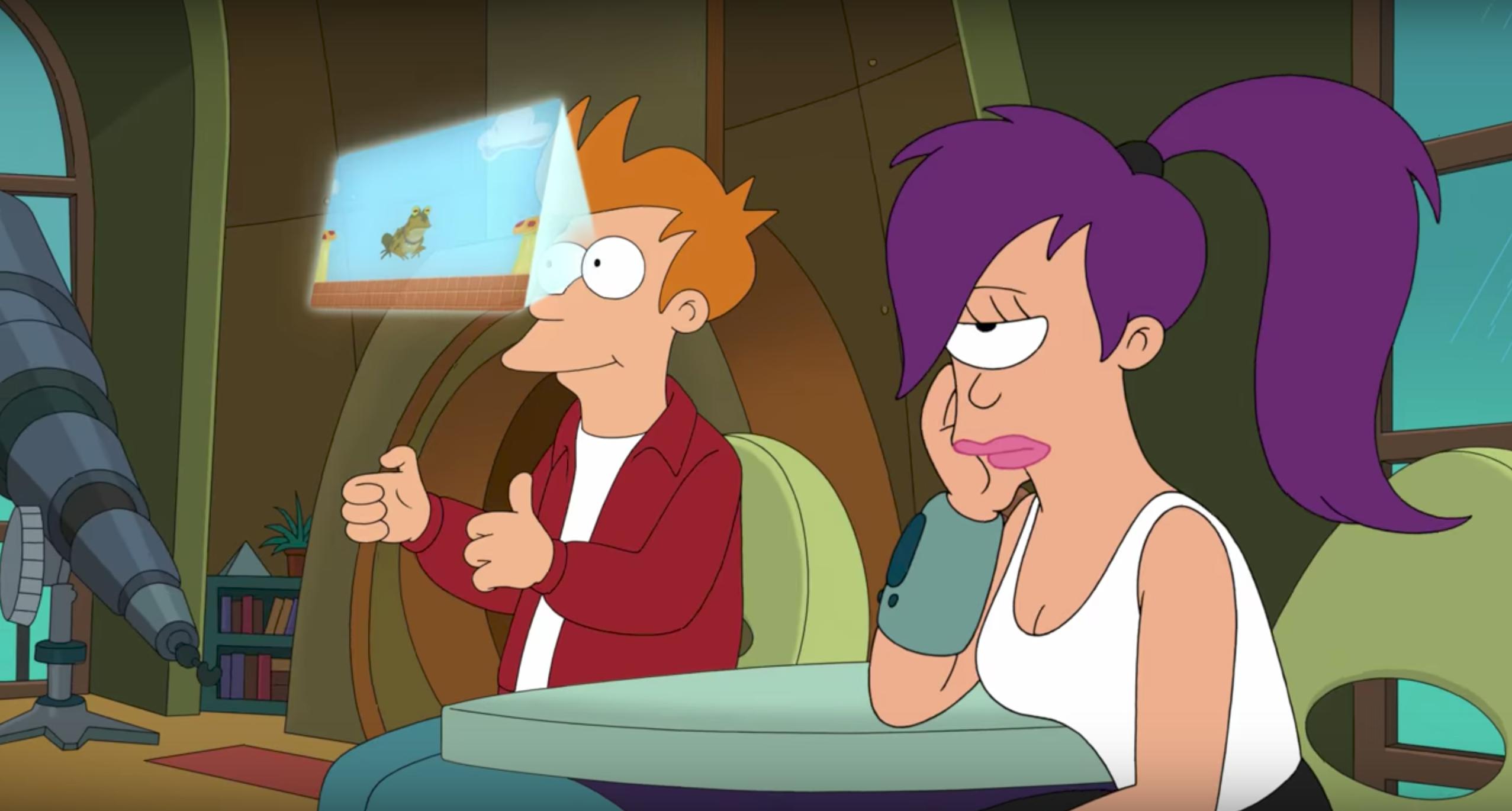 Futurama season episode fanatic