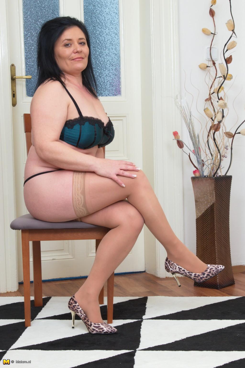 Horny girls in panties XXX