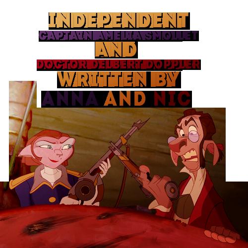 Doppler fuck captain amelia
