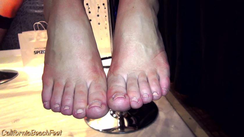 Nicole aniston foot fuck