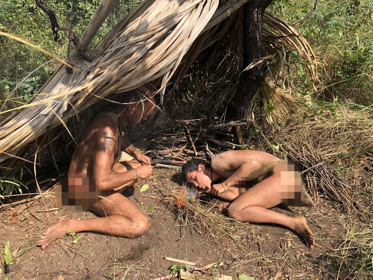 Sex in naked and afraid