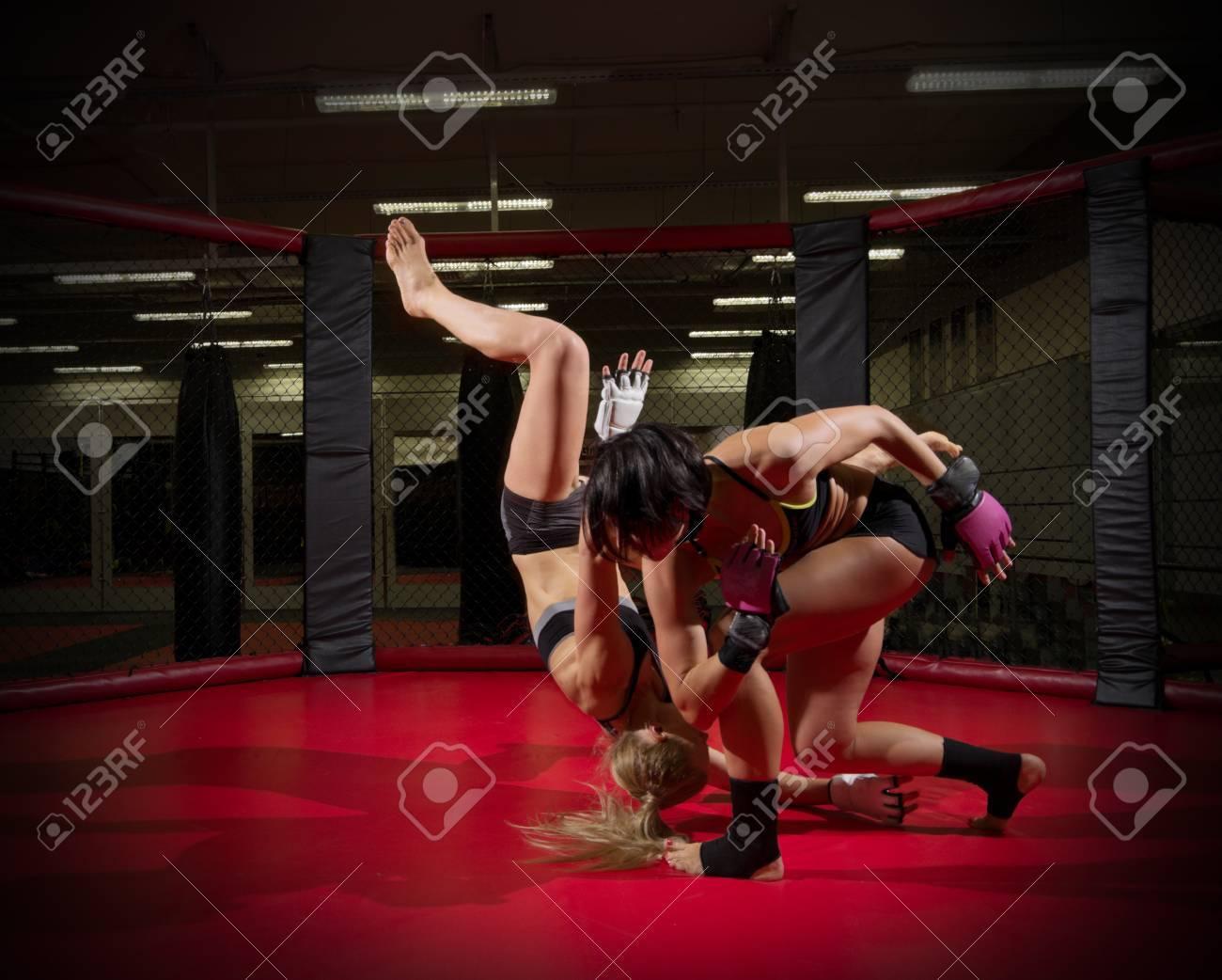 Vedios free woman wrestling