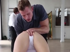 Aubrey tied up spanked fucked hard collection of best