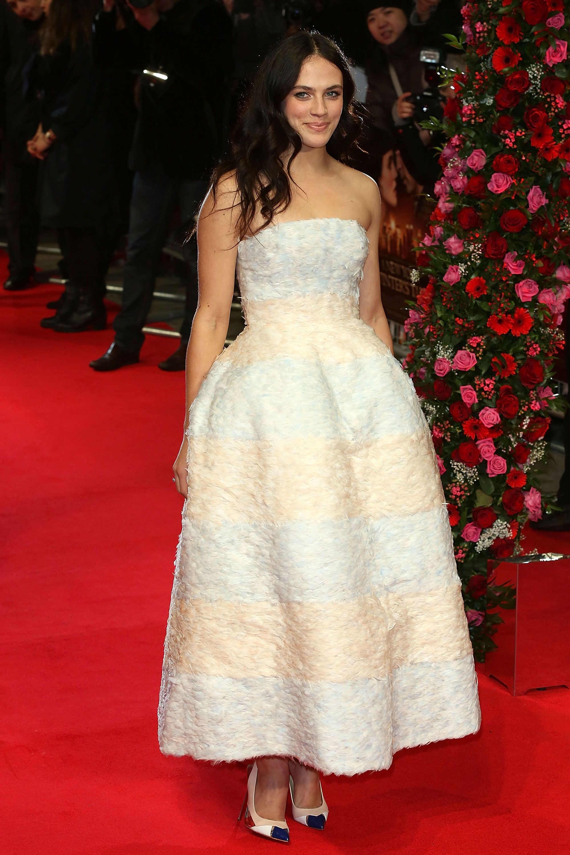 Jessica brown findlay from downton abbey