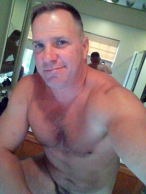 Hot older nude men