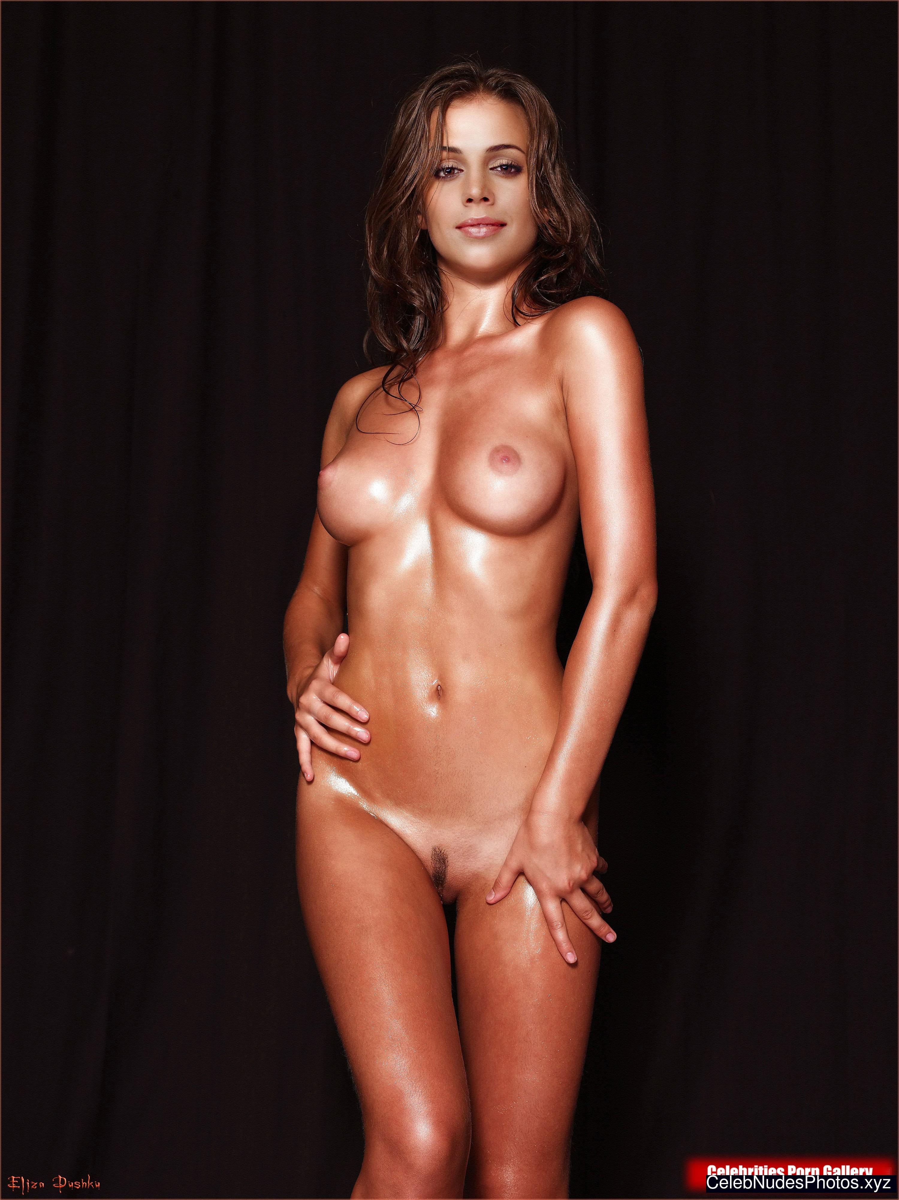 Babe with perky nipples and big tits tmb