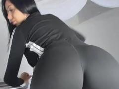 Xxx Huge natural tits milf stepmom anal fucked son