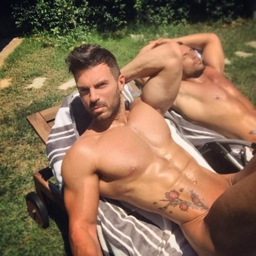Beautiful men nude