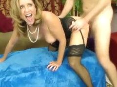 Man eats shemale cum abuse