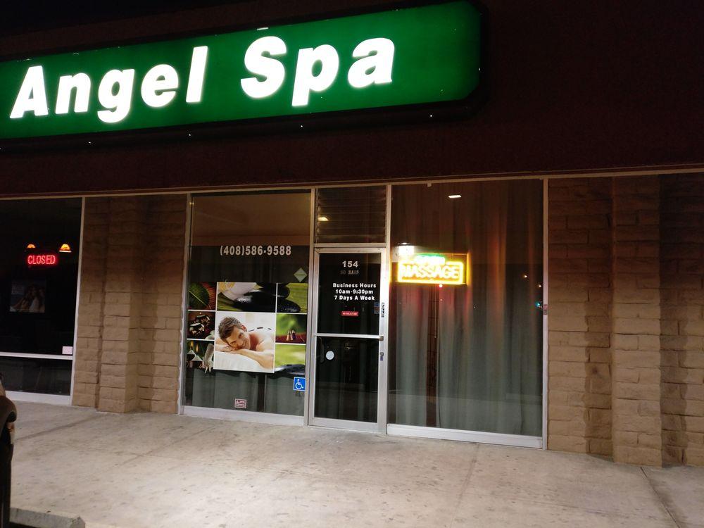 Angel health spa dc