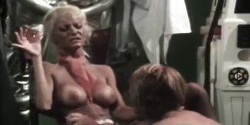 Aunt peg blonde cumshot