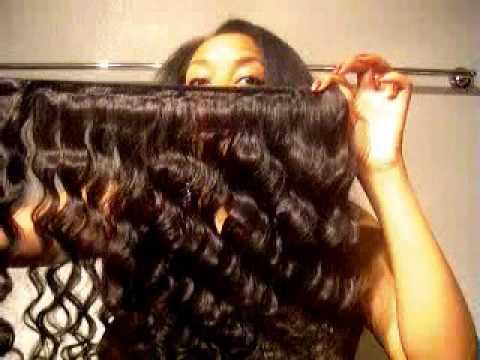 Bella dream hair brazilian curly