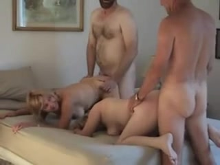Mmff group sex swapping porn