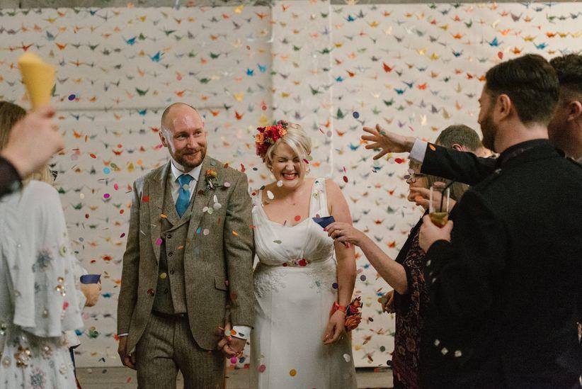 Bride of the goblin wedding ritual