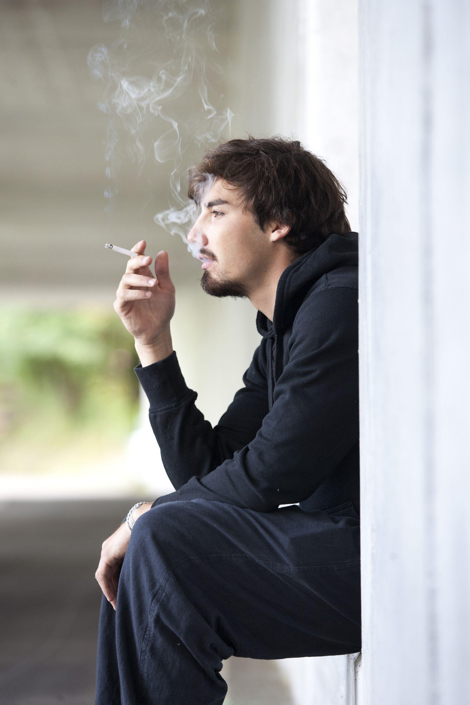 Women smoking and having sex