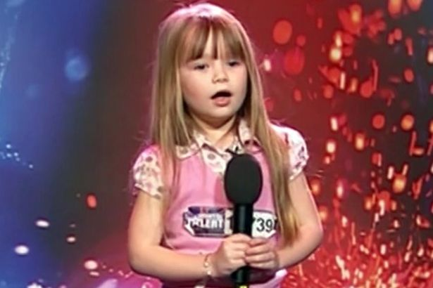 Connie talbot nude