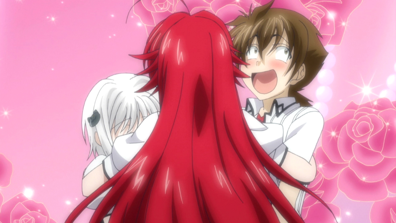 Highschool dxd season 2 ep 1