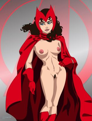 Scarlet witch magical porn pics pictures wondersluts