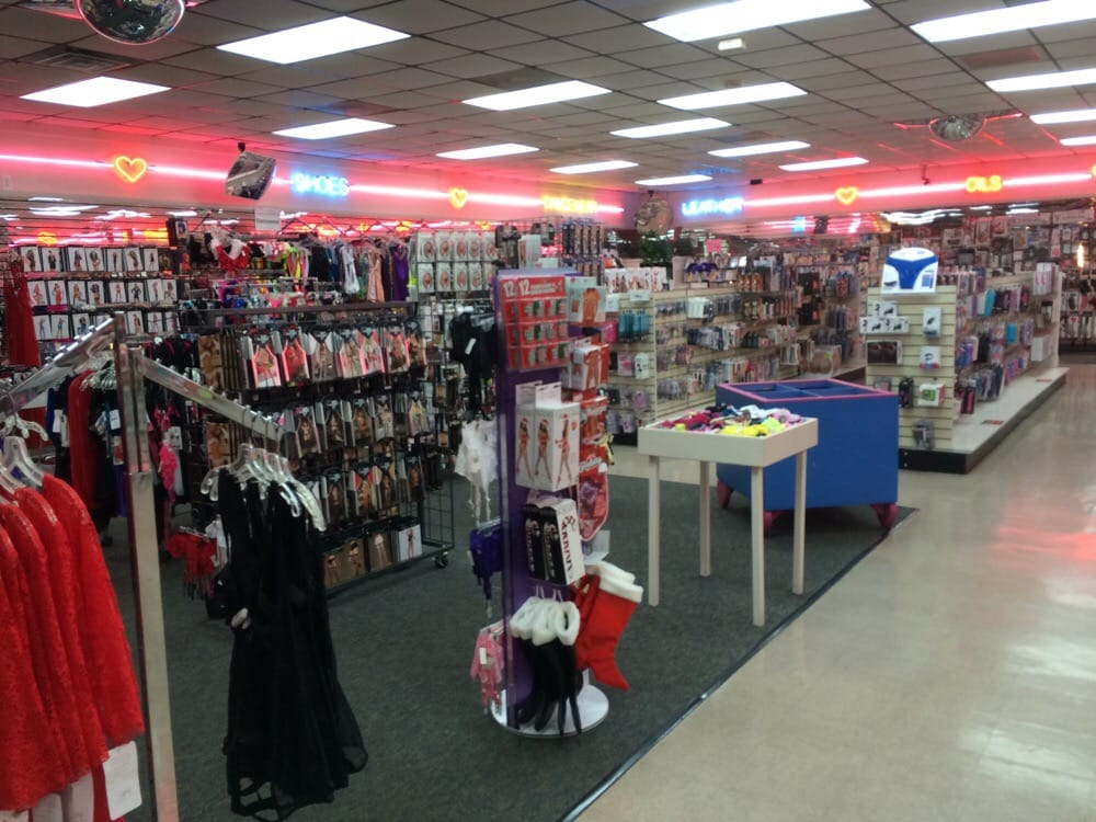 Priscillas adult toy store
