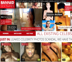 Celebrity sex tapes page