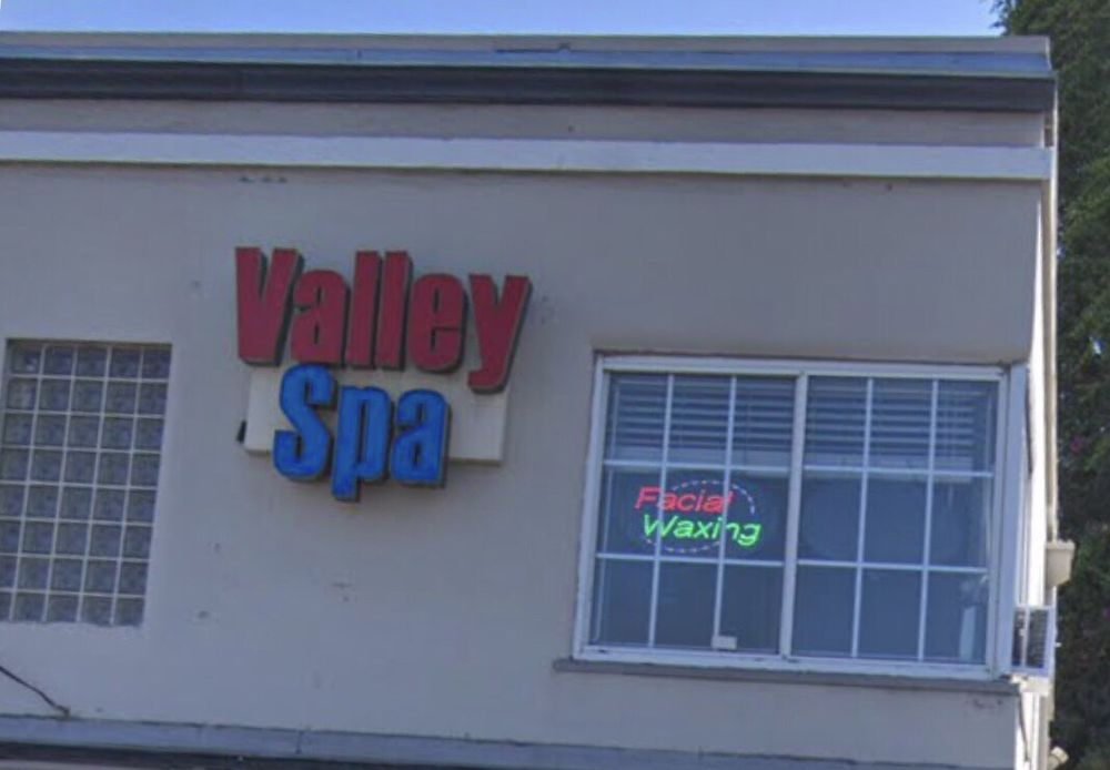 Sunny valley spa san jose