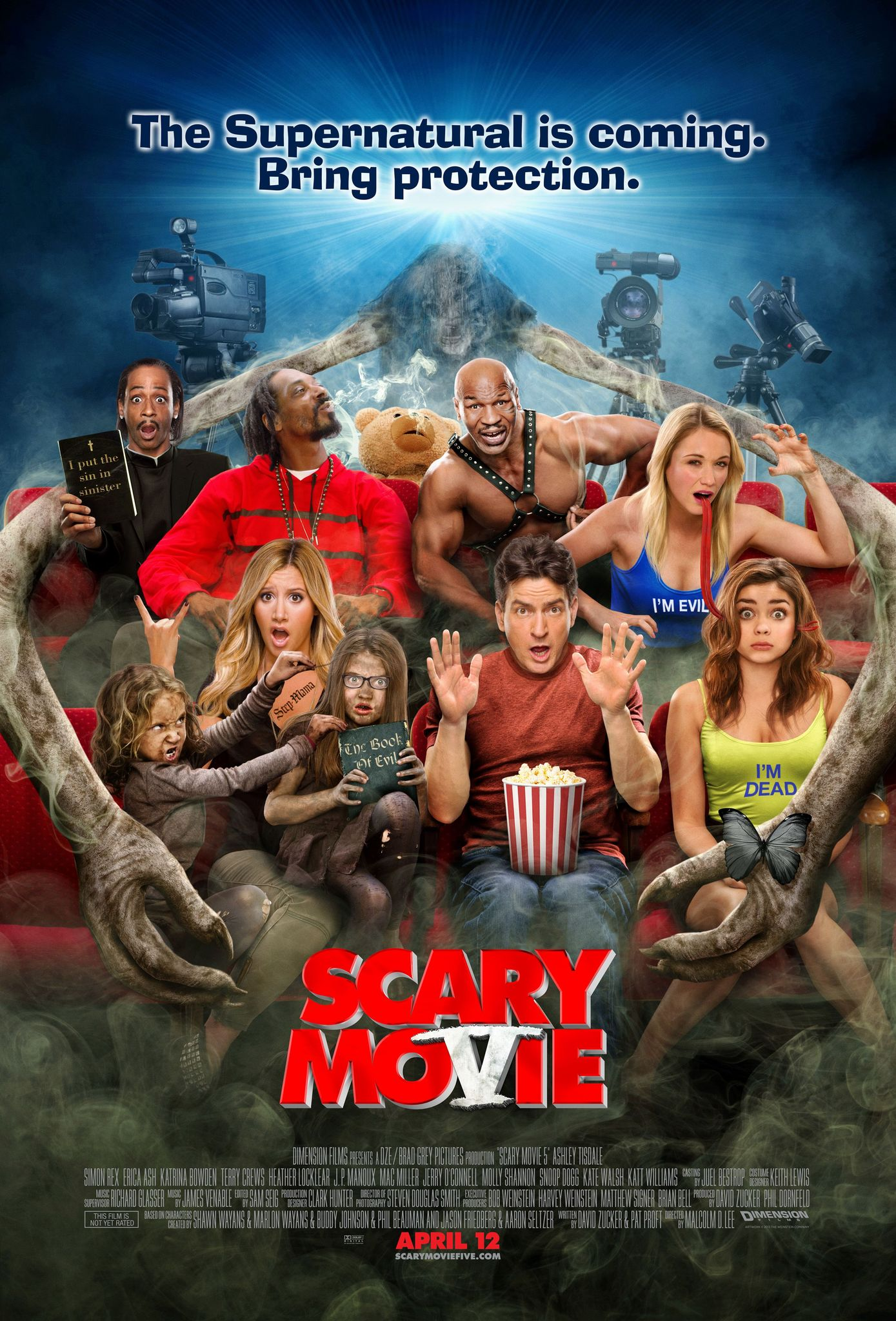 Watch scary movie 5 online free