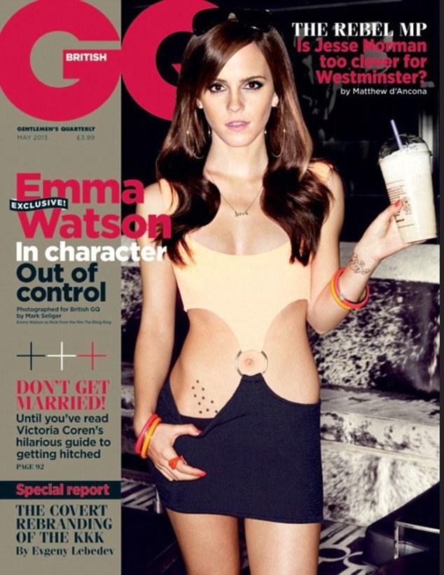 Emma watson see through (2 sexy photos gif)