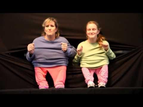 How to set up midget dance