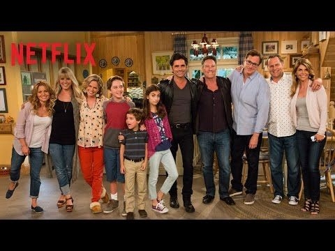 Fuller house stills video tanners are still the same