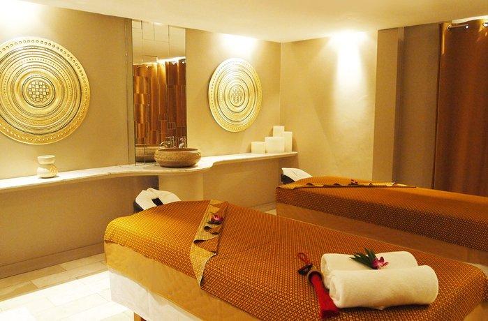 Gold hand thai massage ball stretcher