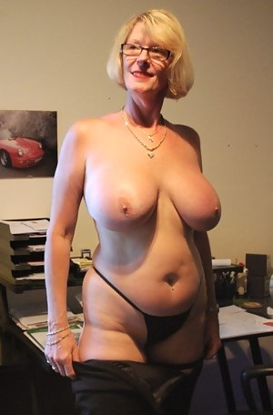 Granny big tits and huge perfect tits