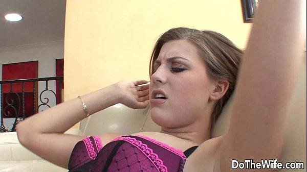 Husband ass fucks wife mom gets caught porn video